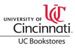 go to University of Cincinnati Bookstore