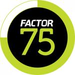 factor 75