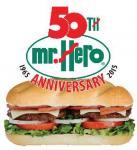 Mr. Hero Restaurants Coupons