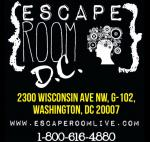 Escape Room Live DC