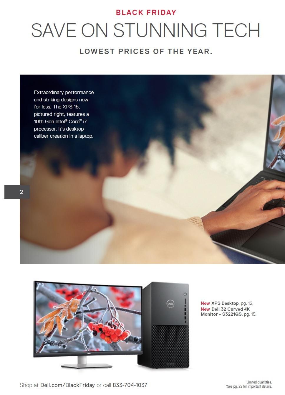 Dell US Black Friday Ads