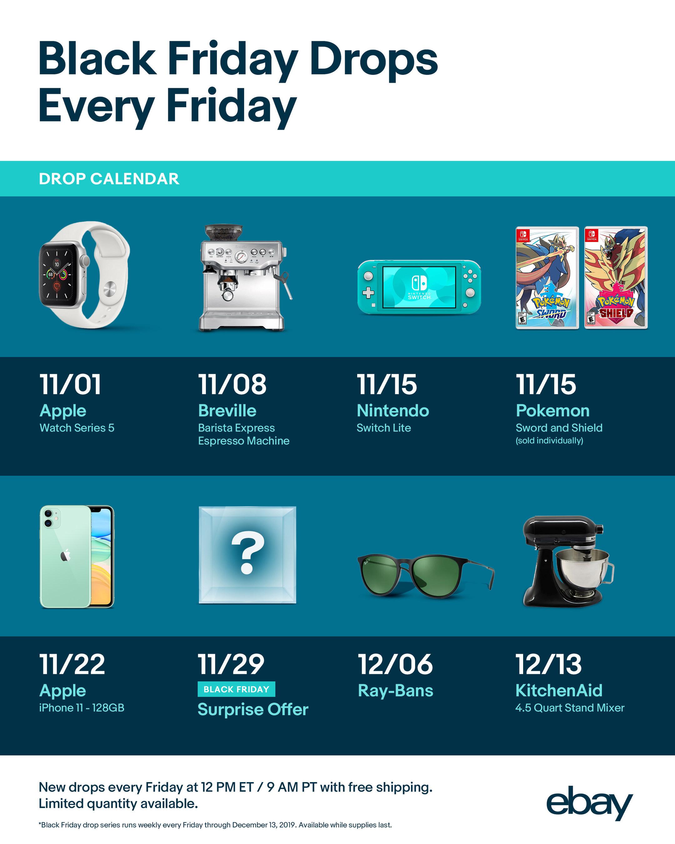 eBay Black Friday Ads