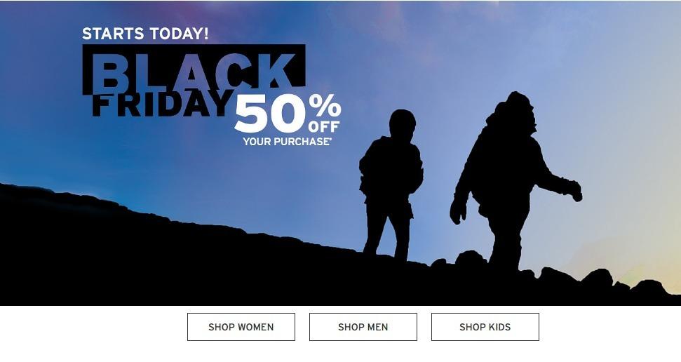 Eddie Bauer Black Friday Ads