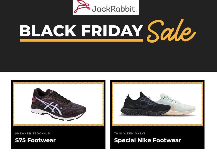 Jack Rabbit Black Friday Ads