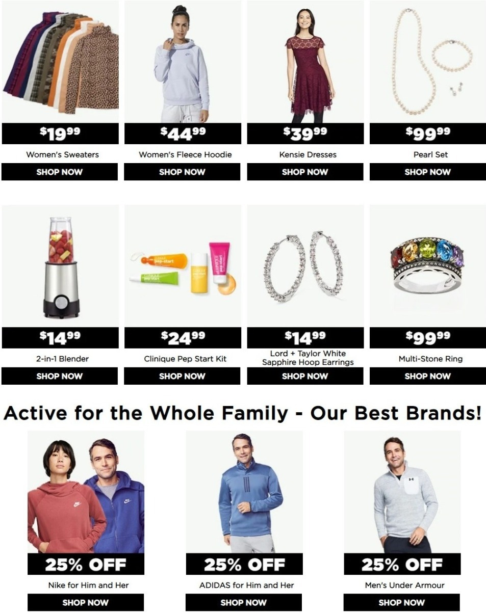Lord & Taylor Black Friday Ads