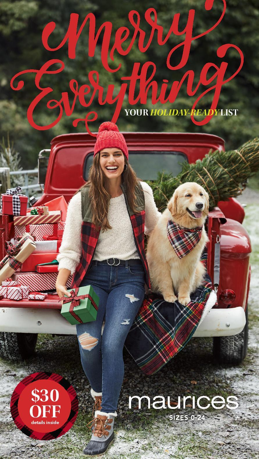 Maurices Black Friday Ads