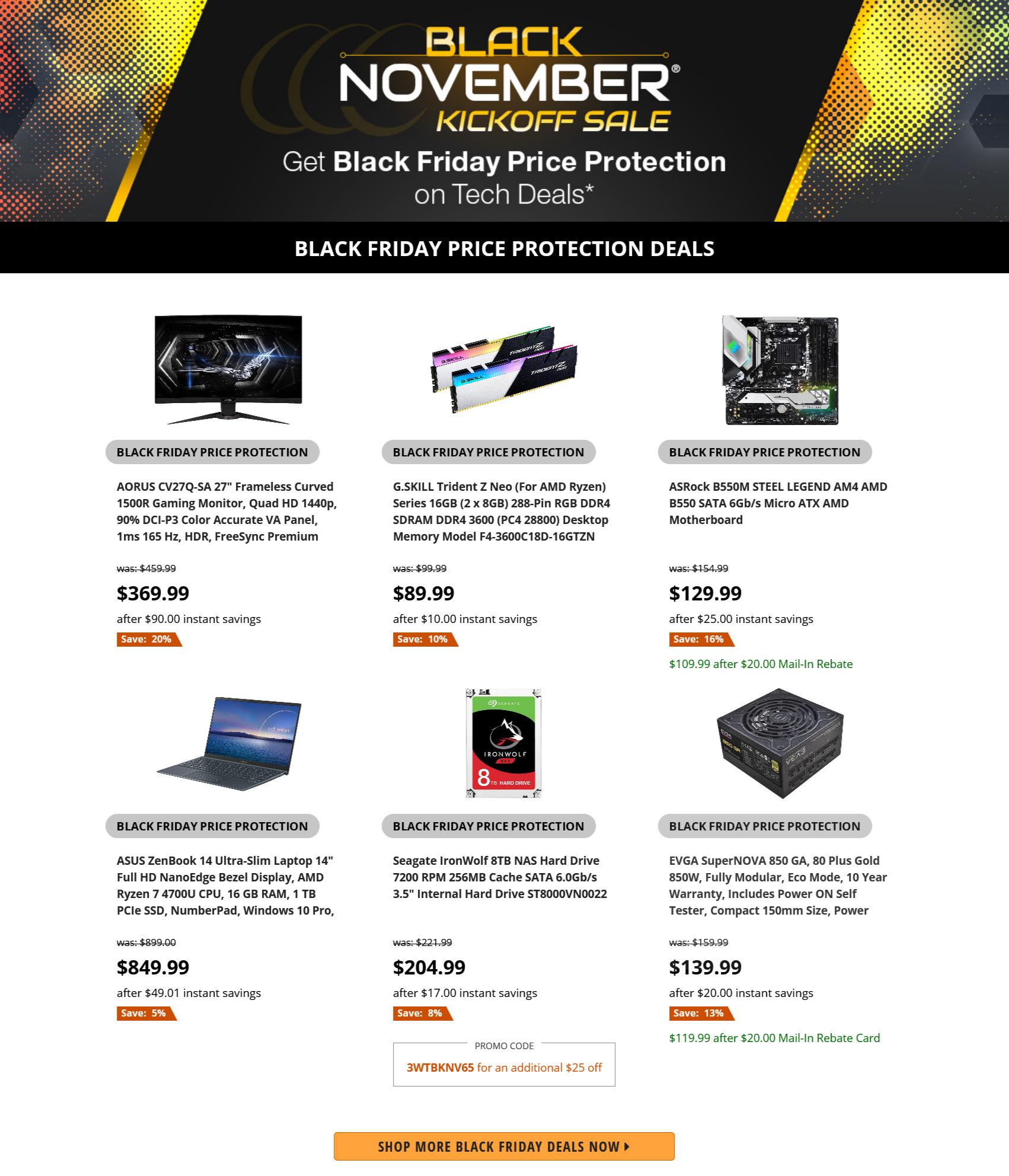 Newegg Black Friday Ads