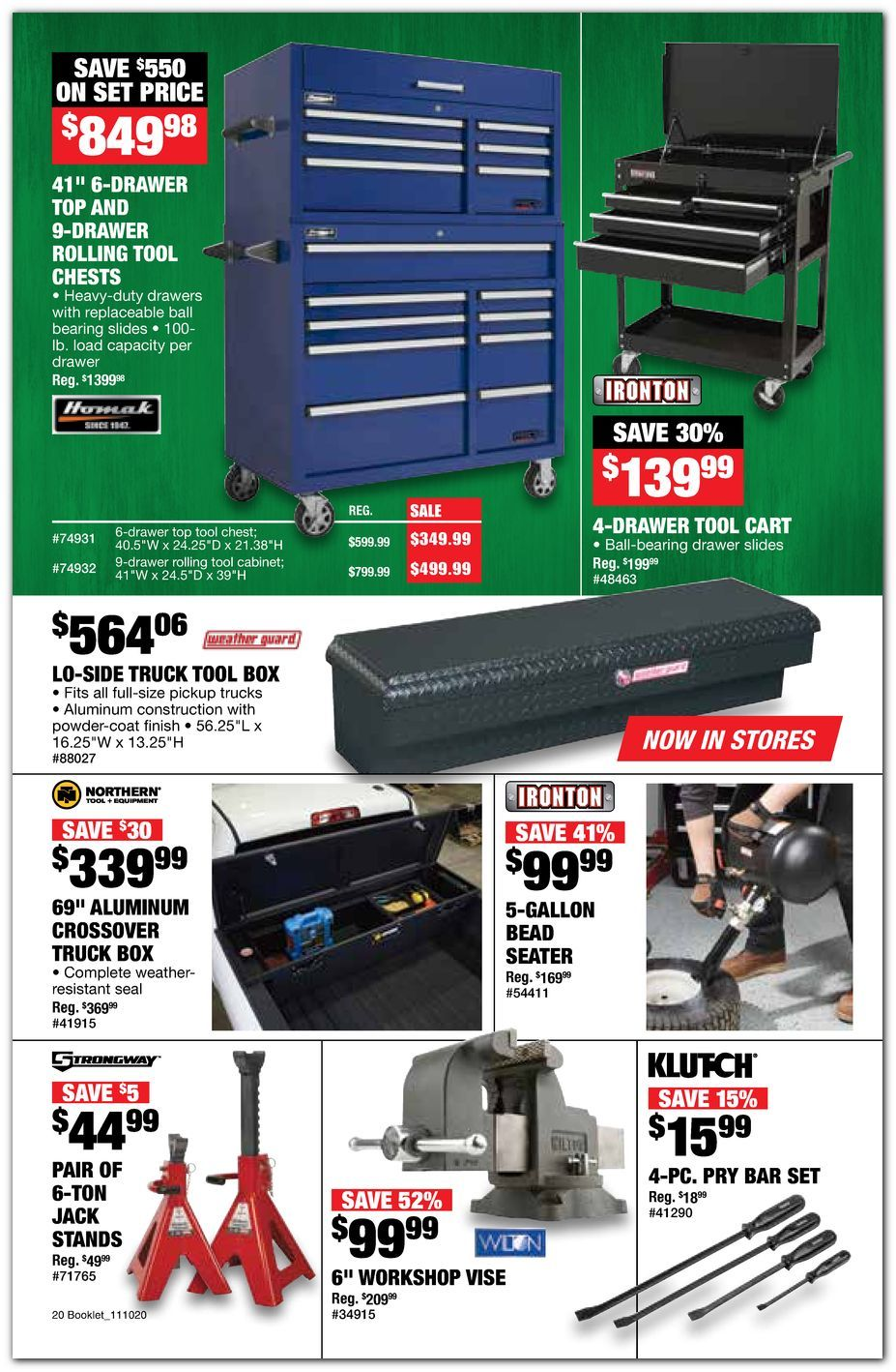 Northern Tool Black Friday Ads