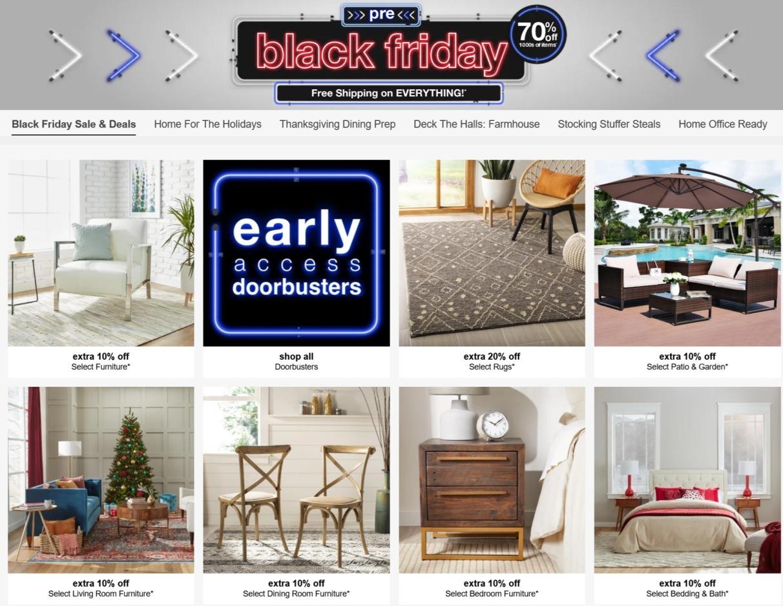 Overstock Black Friday Ads