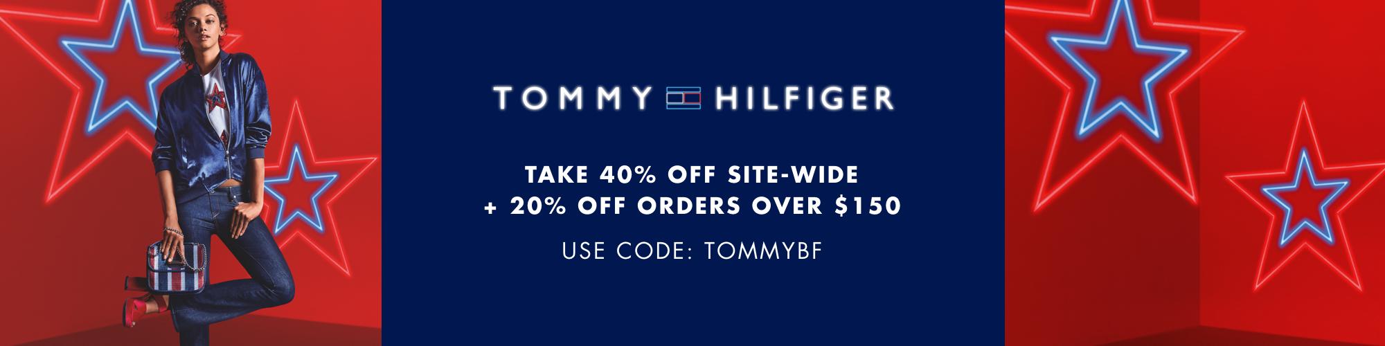 Tommy Hilfiger Black Friday Ads