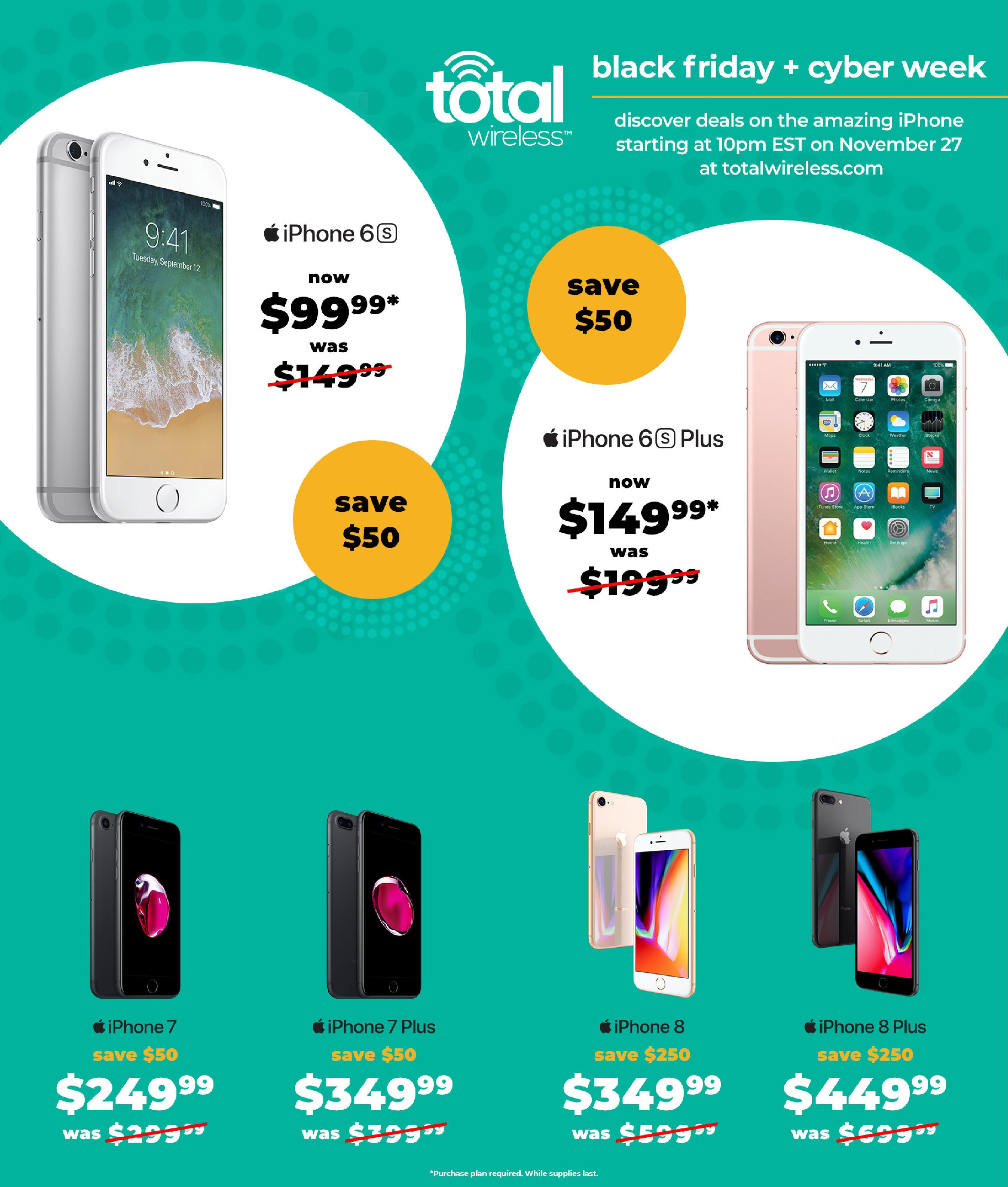 Totalwireless Black Friday Ads