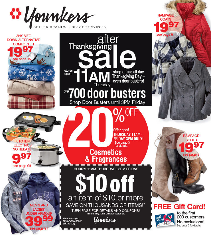 Younkers Black Friday Ads